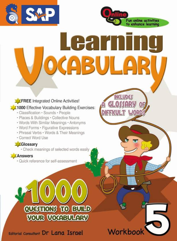 Learning Vocabulary (Workbook 5): Buy Learning Vocabulary