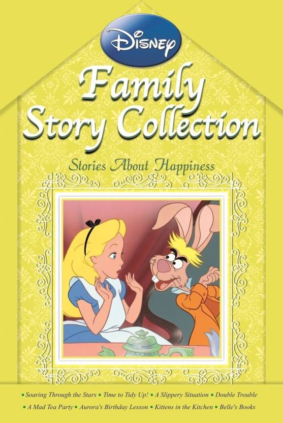 Disney Family Story Collection: Stories About Happiness: Buy Disney