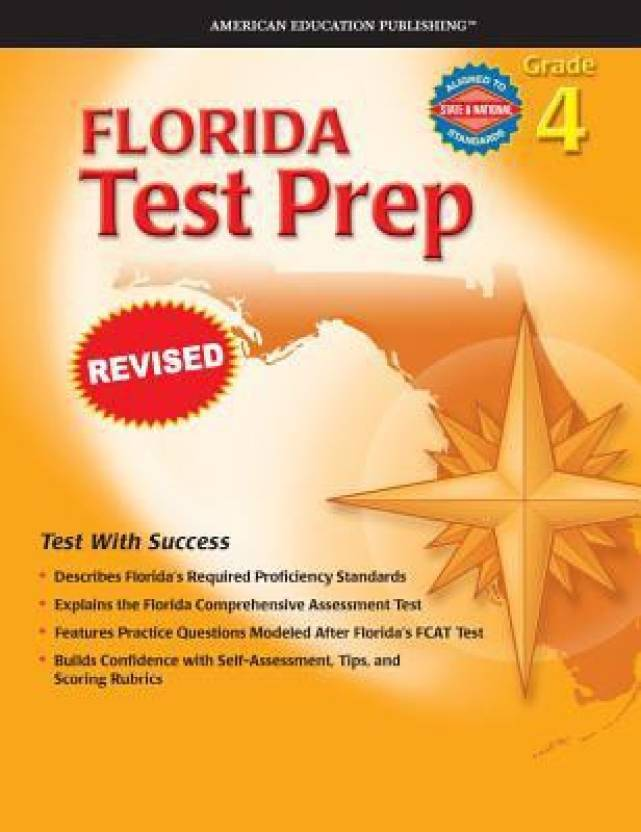 Florida Test Prep Grade 4 (Spectrum (McGraw-Hill)): Buy