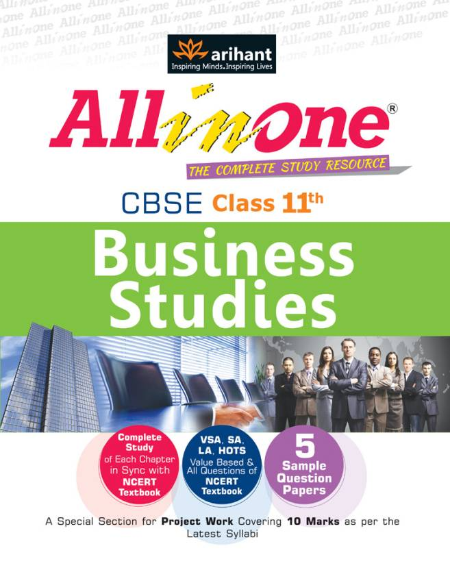 All in one cbse business studies class 11 1st edition buy all all in one cbse business studies class 11 1st edition malvernweather Choice Image