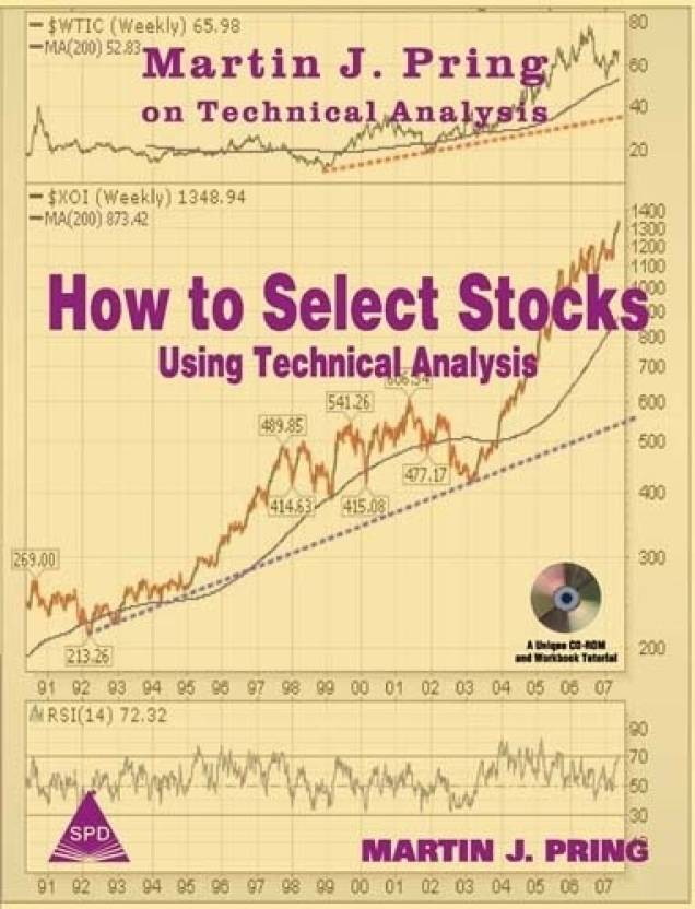 How to Select Stocks Using Technical Analysis, (B/CD), 338 Pages 1st Edition