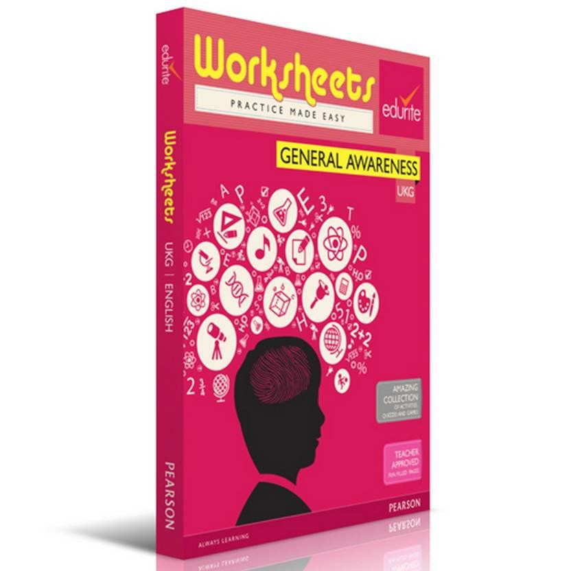 Edurite\'s Worksheets of General Knowledge for UKG : Workbook: Buy ...