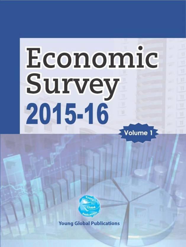 Economic Survey 2015-16 (Set of Volume 1 and 2)