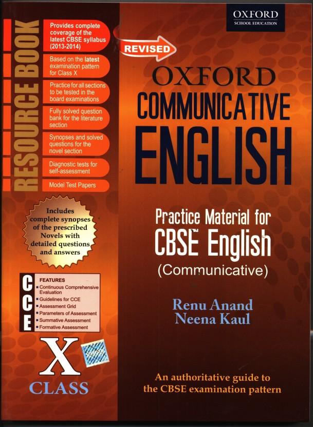 oxford communicative english class 10 buy oxford communicative rh flipkart com english communicative class 10 cbse guide class 10 cbse english guide book