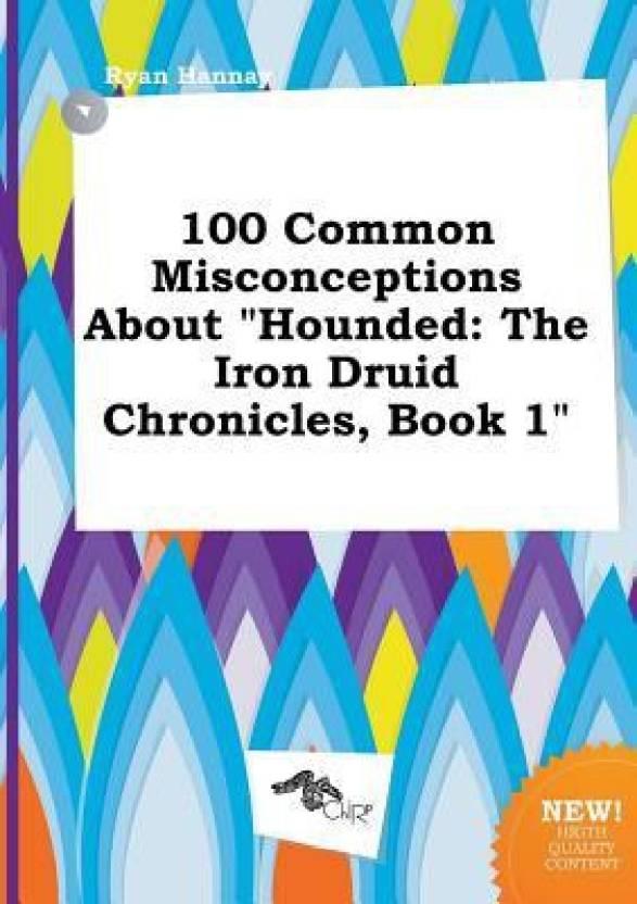 iron druid chronicles book 1