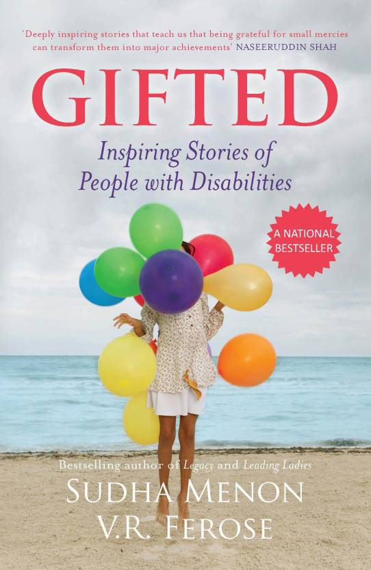 Gifted : Inspiring Stories of People with Disabilities
