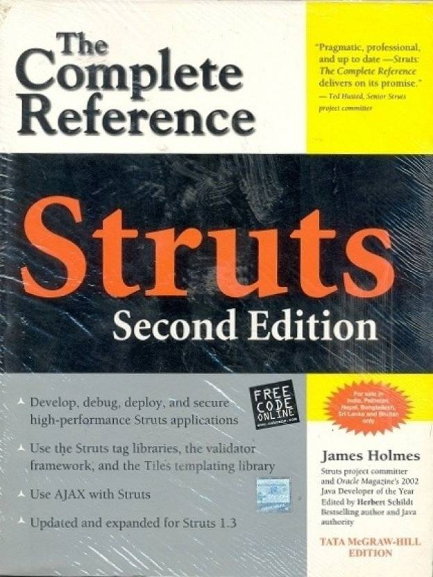 Struts: The Complete Reference 2nd  Edition
