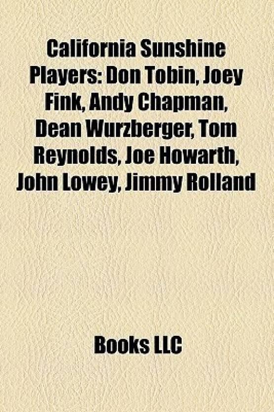California Sunshine Players: Don Tobin, Joey Fink, Andy