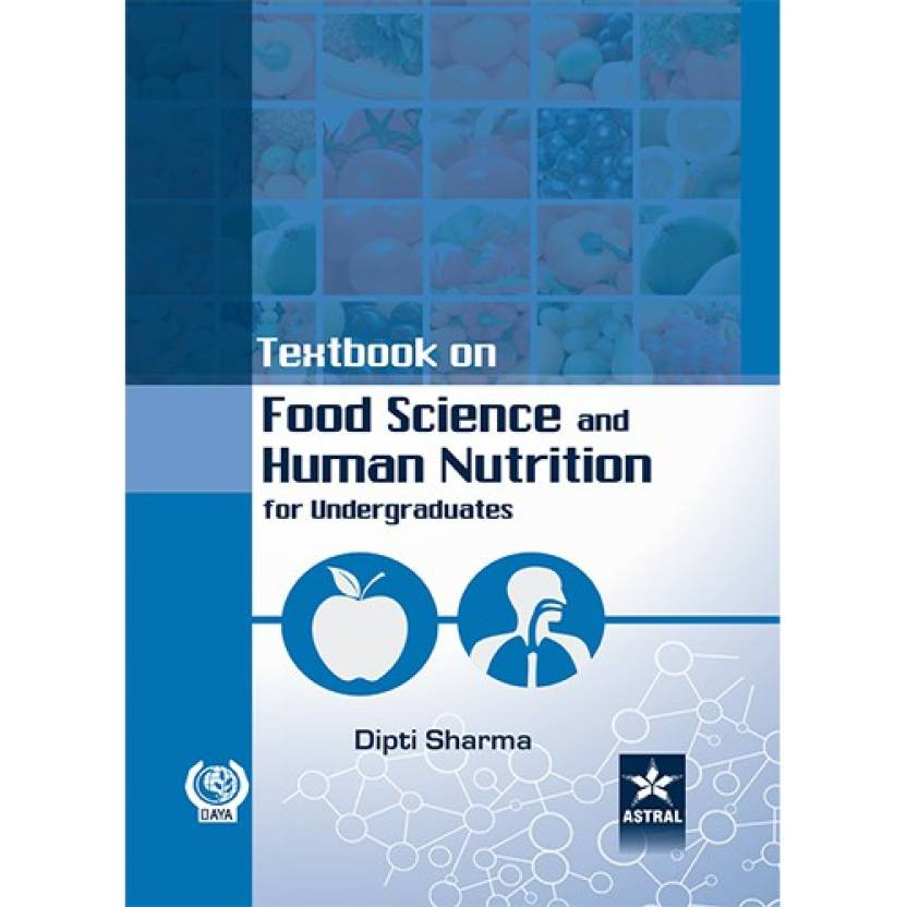 Textbook on Food Science and Human Nutrition: Buy Textbook on Food