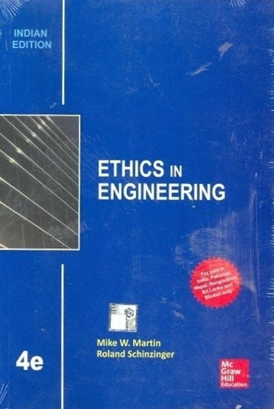Ethics In Engineering Book