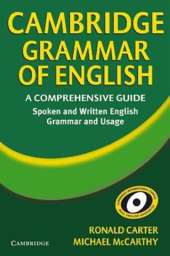 Cambridge grammar guide array cambridge grammar of english a comprehensive guide buy cambridge rh flipkart com fandeluxe Gallery