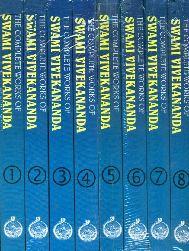 The complete works of Swami Vivekananda (Set of 8 Volume)