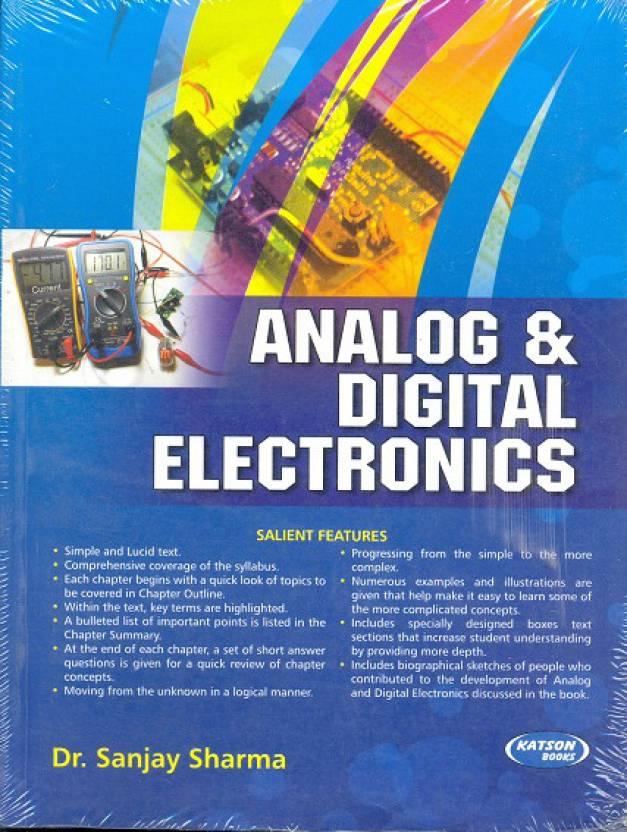 Analog digital electronics buy analog digital electronics by analog digital electronics buy analog digital electronics by sharma s online at best prices in india flipkart fandeluxe Gallery