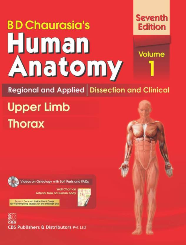 Bdaurasias Human Anatomy Regional And Applied Dissection And