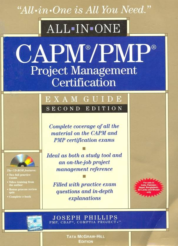 Capmpmp All In One Exam Guide 2nd Edition Buy Capmpmp All In One