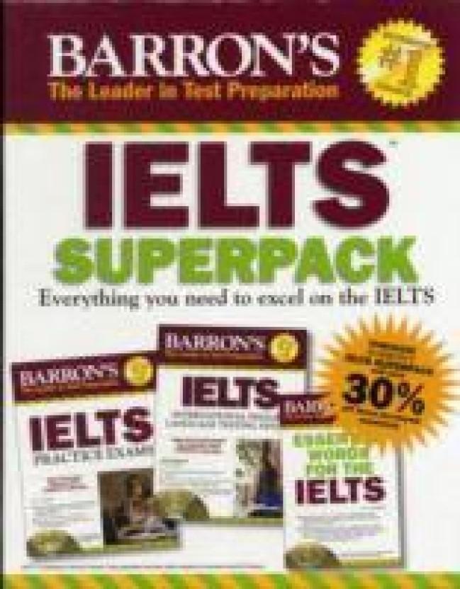 Barrons Ielts Book 2012