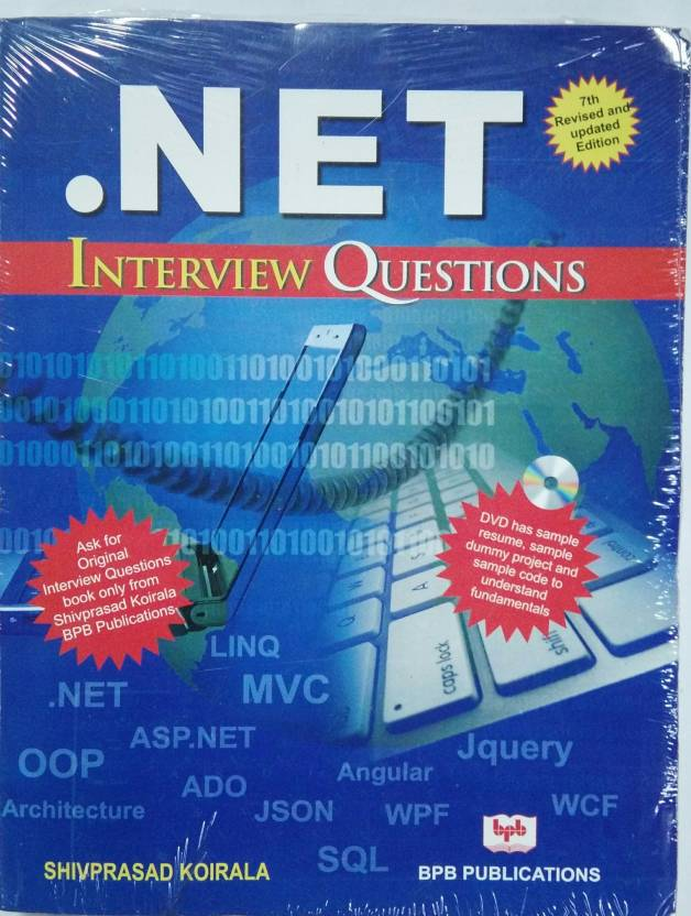 .Net Interview Questions 7th Revised and Updated Edition