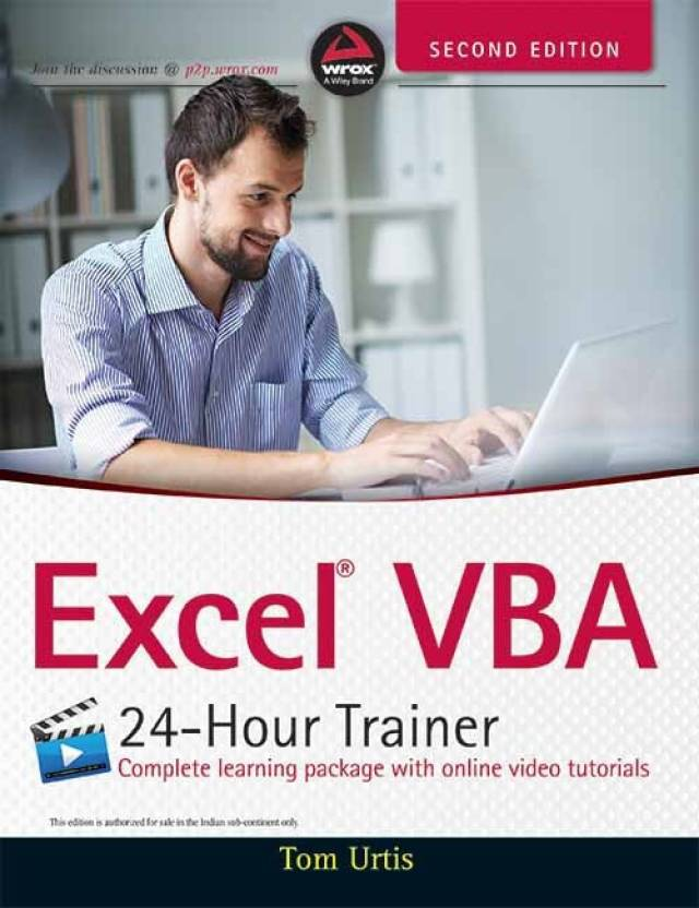 Excel Vba : 24 - Hour Trainer 2nd  Edition