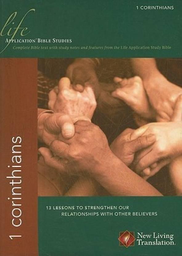 1 Corinthians (Life Application Bible Studies: NLT): Buy 1