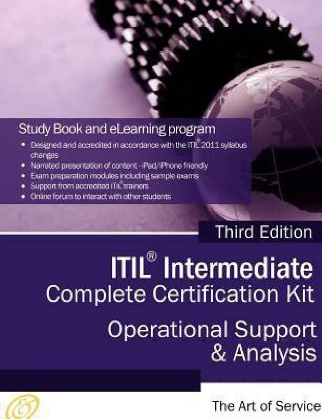 Itil Operational Support And Analysis Osa Full Certification