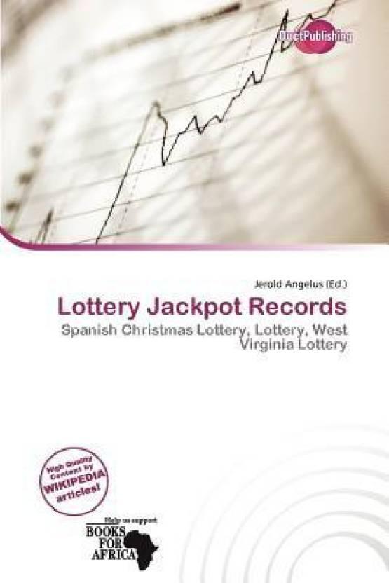 Lottery Jackpot Records: Buy Lottery Jackpot Records by