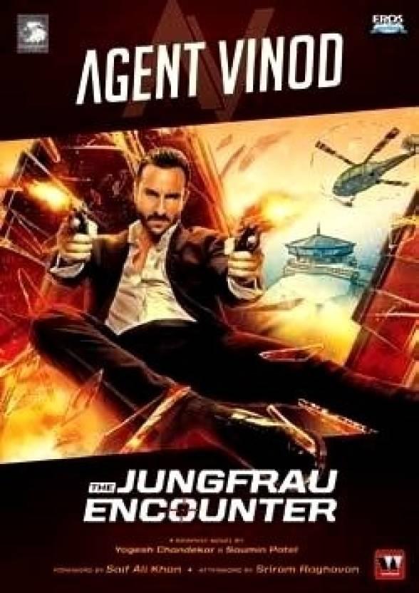 AGENT VINOD : THE JUNGFRAU ENCOUNTER