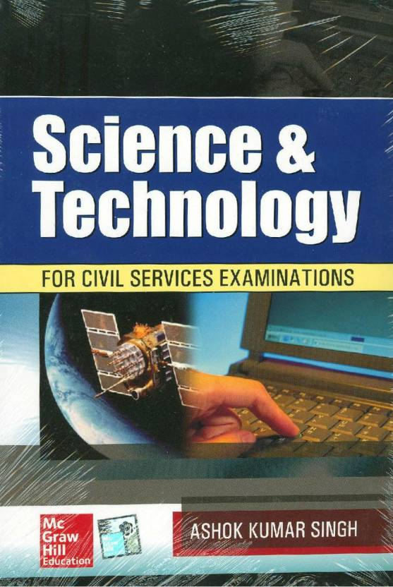 Science & Technology for Civil Services Examinations 1st  Edition