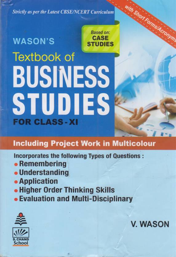 Wasons textbook of business studies for class 11 buy wasons wasons textbook of business studies for class 11 malvernweather Gallery