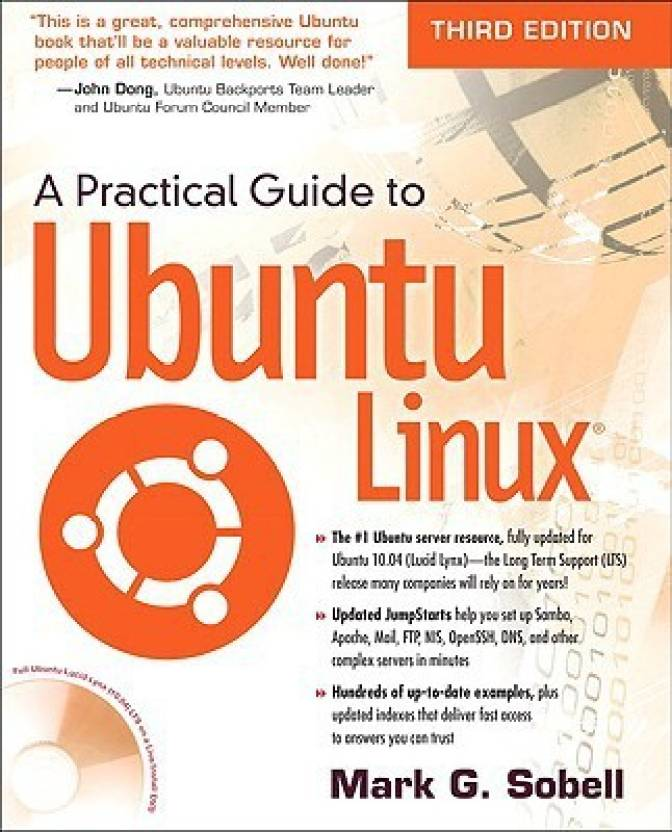 A Practical Guide to Ubuntu Linux (With DVD) 3rd Edition
