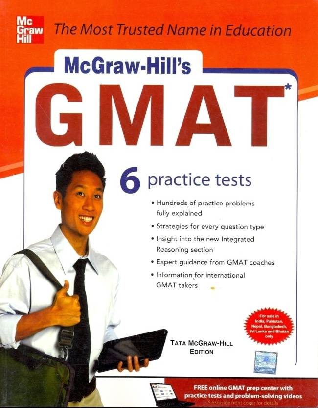 GMAT 2013 with 6 Practice Tests 1st  Edition