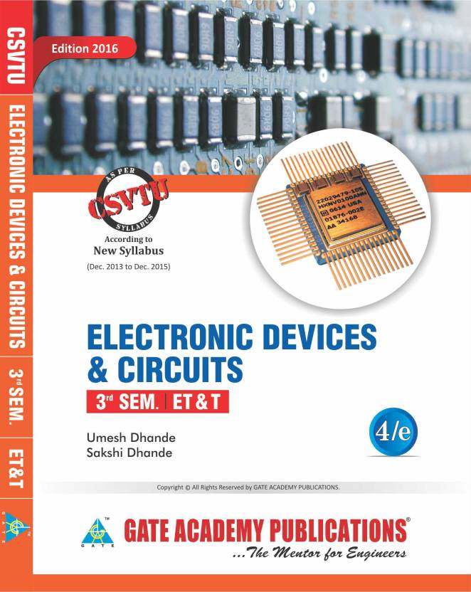 Best Book For Electronics Devices And Circuits - Best Electronic 2018