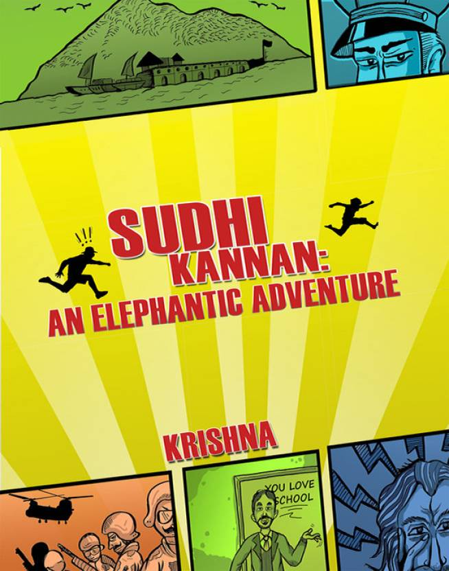 Sudhi - Kannan : An Elephantic Adventure