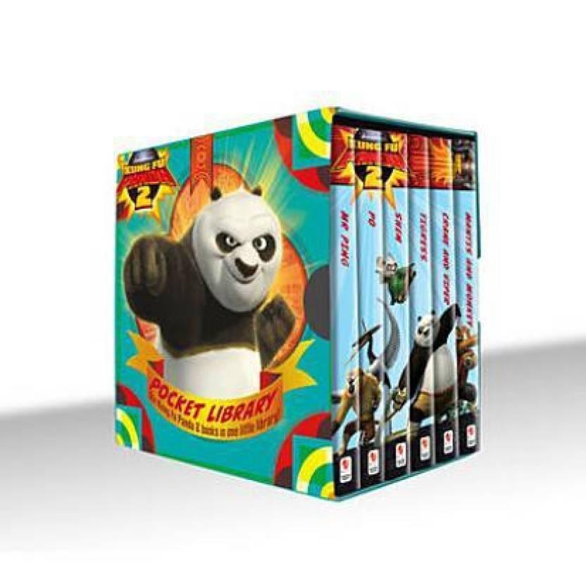 Kung Fu Panda 2 : Little Library