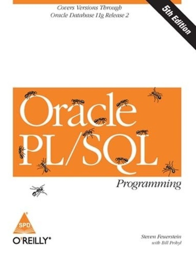 oracle pl sql programming 5th edition buy oracle pl sql programming rh flipkart com oracle pl sql reference guide oracle database pl sql user guide and reference 11g