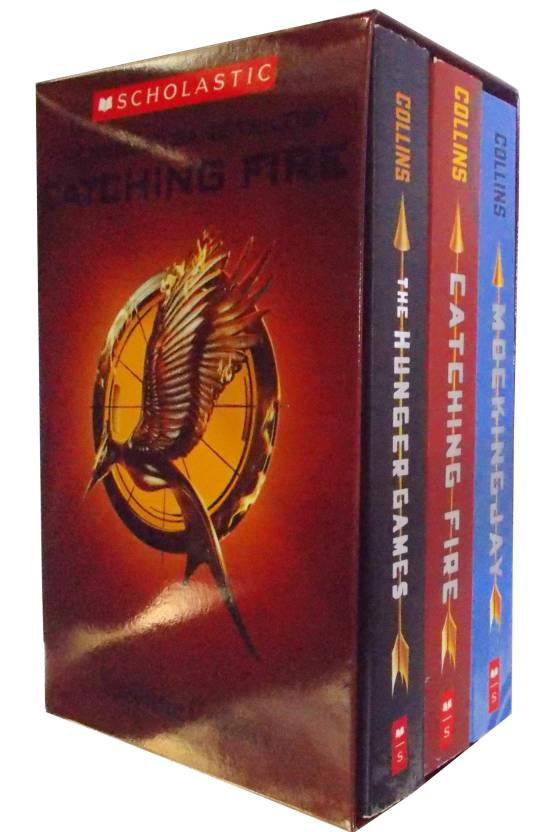 Hunger Games Box (Set of 3 Books)