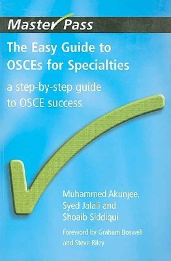 the easy guide to osces for specialties a step by step guide to rh flipkart com easy guide to osces for specialities pdf the easy guide to osces for communication skills pdf