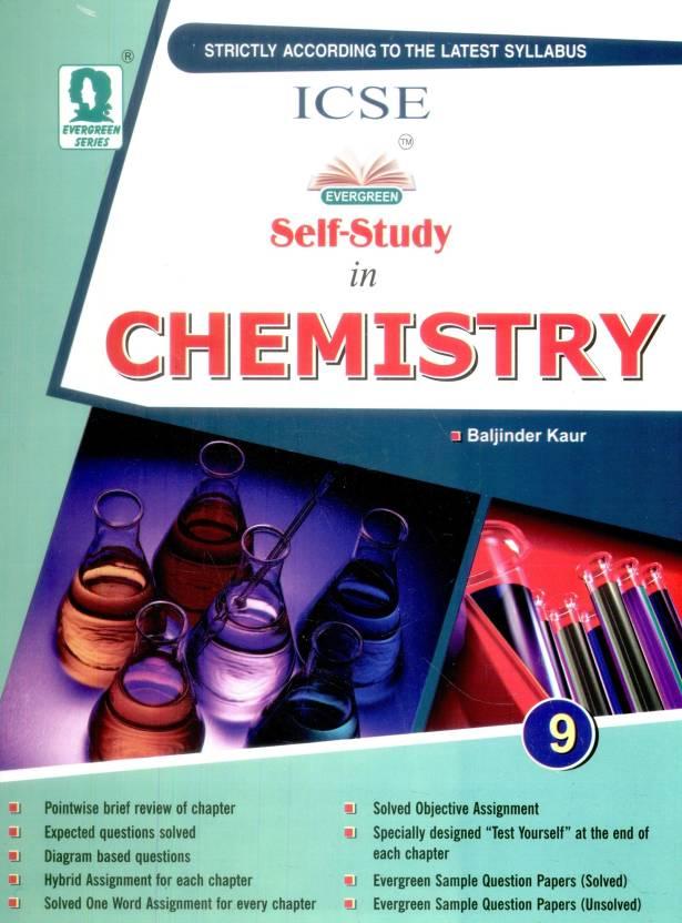 Evergreen ICSE Self-Study in Chemistry Class-9: Buy