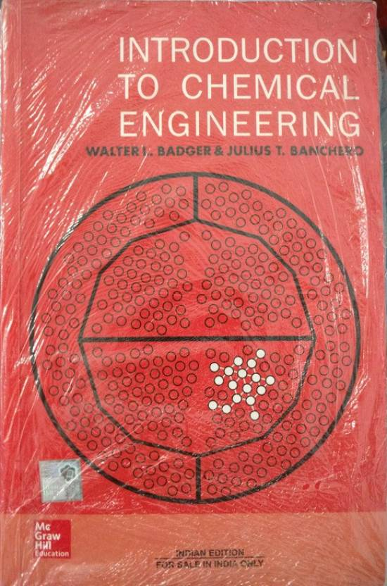an introduction to the field of chemical engineering