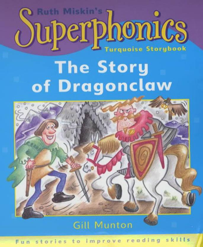 Superphonics: Turquoise Storybook: The Story of Dragonclaw: Buy