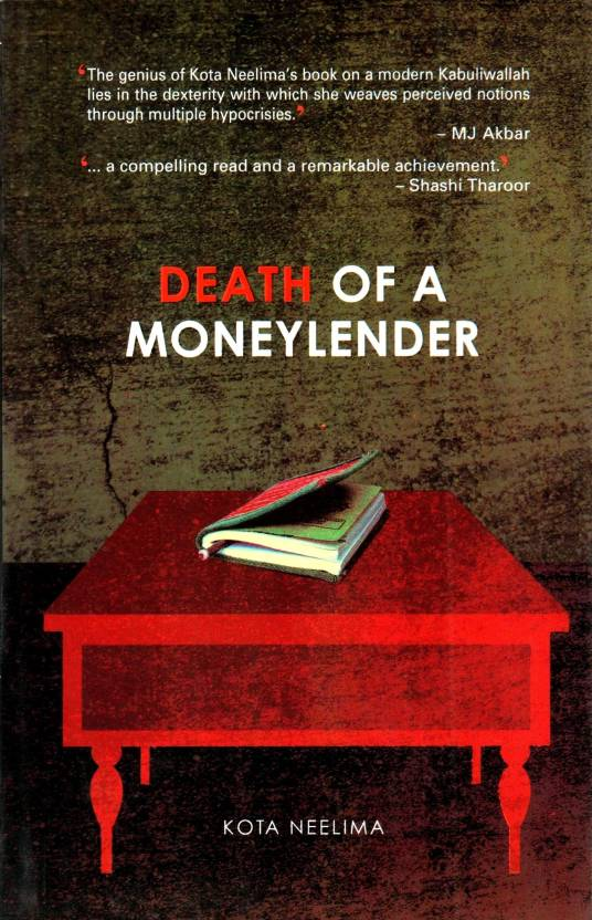 DEATH OF A MONEY LENDER