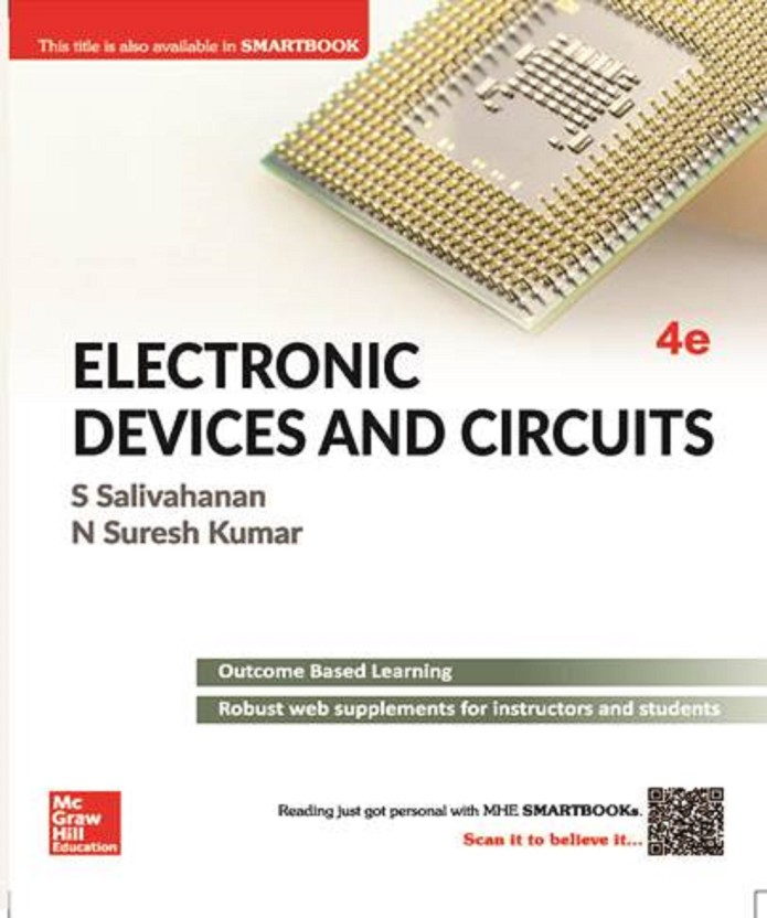Electronic Devices And Circuits By Salivahanan Full Book