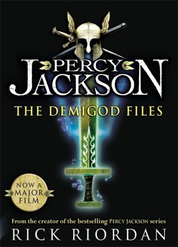 Percy Jackson : The Demigod Files : Perc