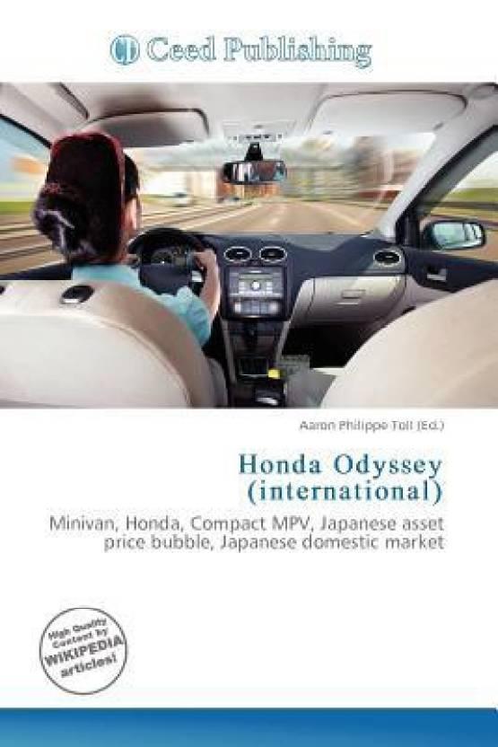 Honda Odyssey International Buy Honda Odyssey International By