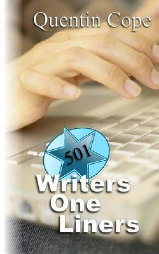 501 Writers One-Liners: Buy 501 Writers One-Liners by