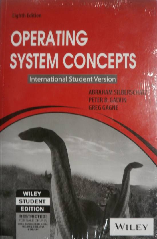 Operating System Concepts 8 Edition
