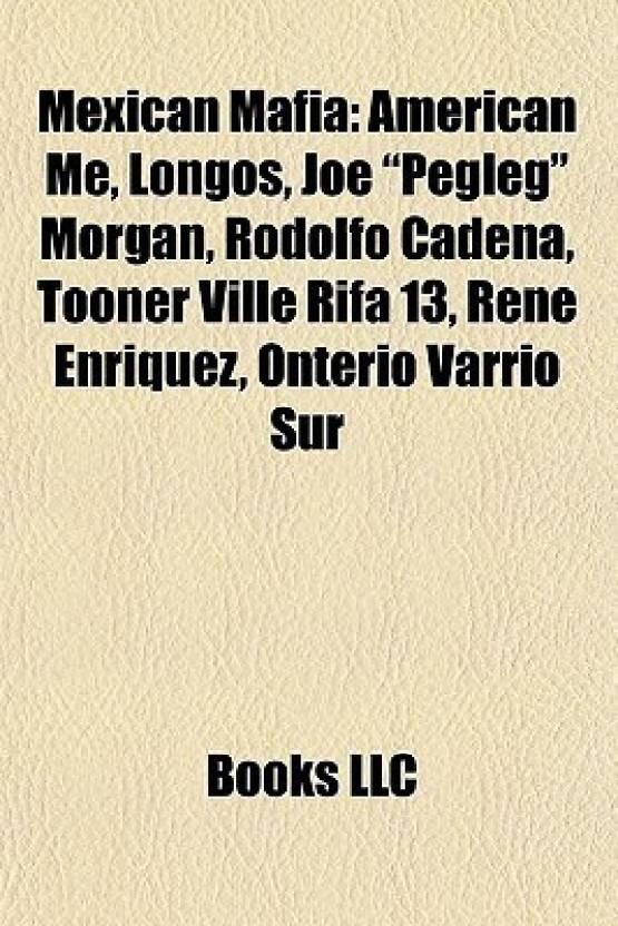 Mexican Mafia: American Me, Longos, Joe \