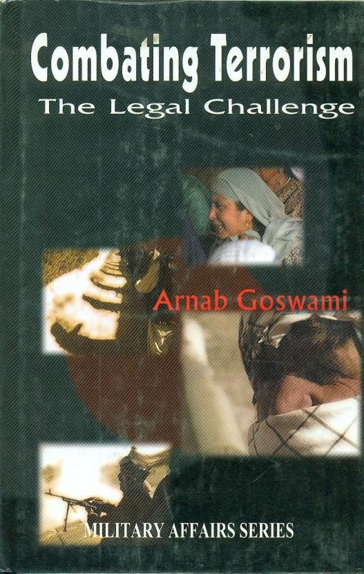 Combating Terrorism The Legal Challenge Pdf