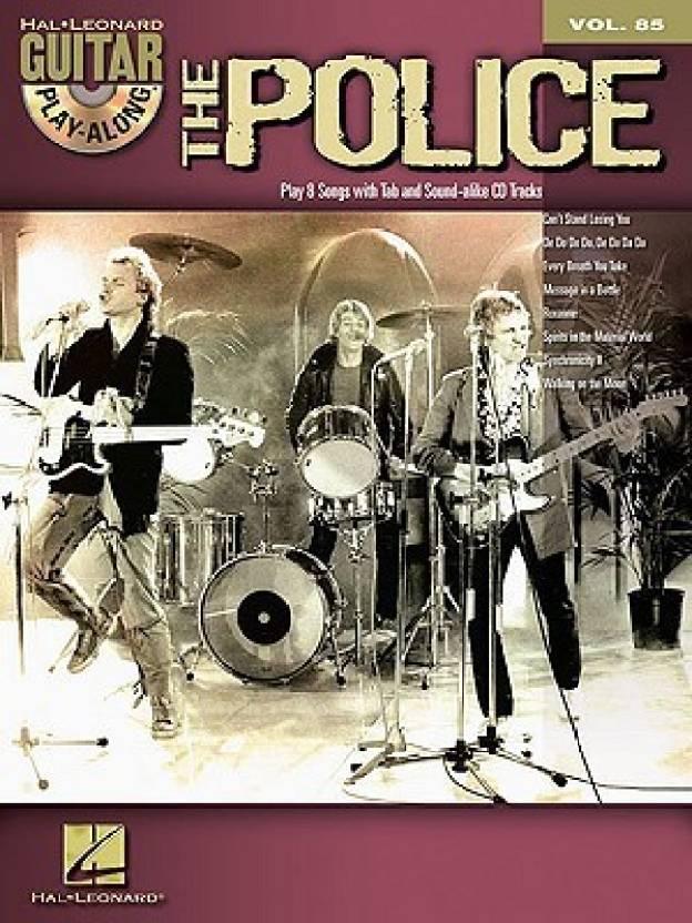 The Police [With CD (Audio)]: 85 (Hal Leonard Guitar Play