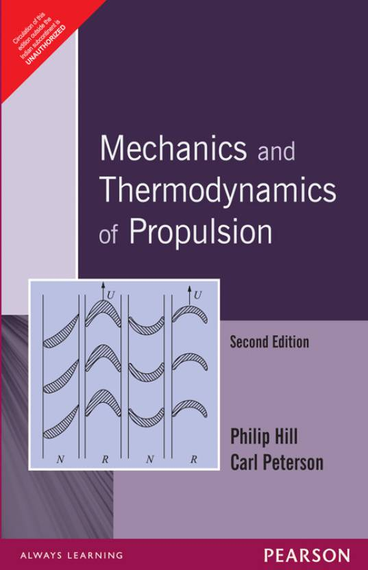 Mechanics And Thermodynamics Of Propulsion 2nd  Edition