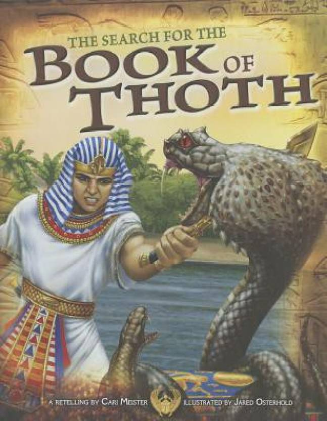 The Search for the Book of Thoth: Buy The Search for the Book of